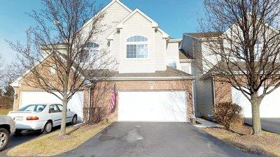 Hoffman Estates Condo/Townhouse For Sale: 6056 Canterbury Lane