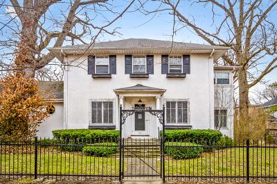 Winnetka Single Family Home For Sale: 425 Birch Street