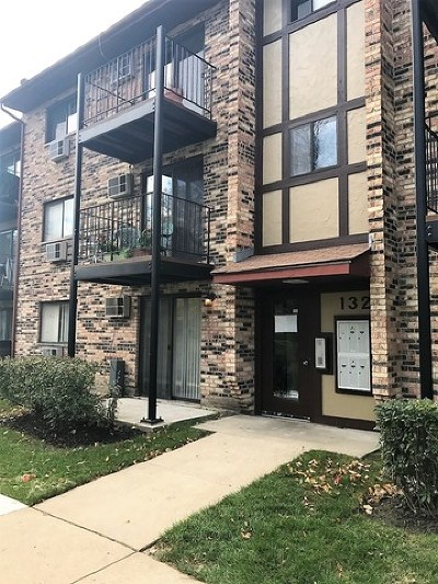 Carol Stream Condo/Townhouse For Sale: 132 Klein Creek Court #A