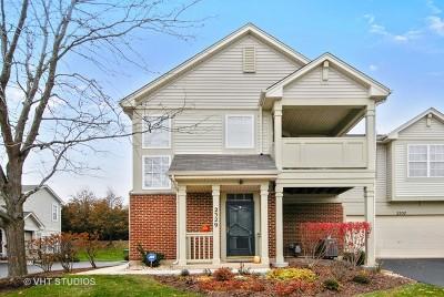 Geneva Condo/Townhouse For Sale: 2329 Vanderbilt Drive #2329