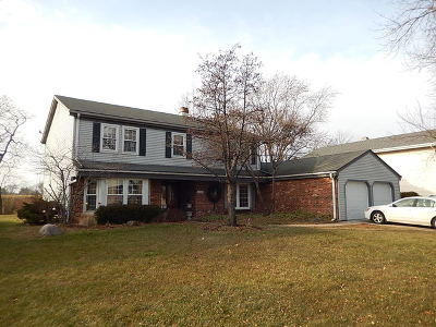 Schaumburg Single Family Home For Sale: 1530 Coventry Road