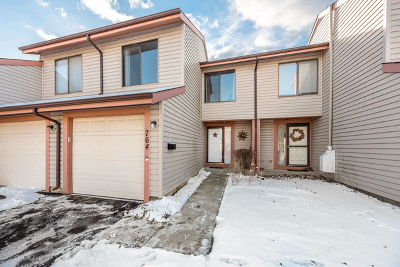Carol Stream Condo/Townhouse Contingent: 764 Colorado Court