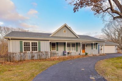 Woodstock Single Family Home For Sale: 206 South Fleming Road