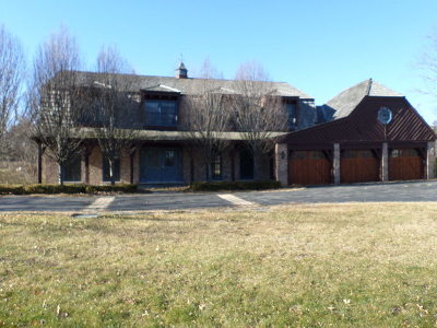Lake Forest Single Family Home For Sale: 1668 Telegraph Road
