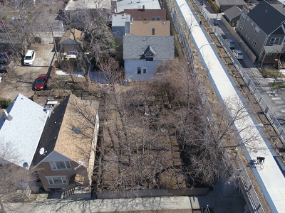Chicago Residential Lots & Land Contingent: 3024 West Bloomingdale Avenue