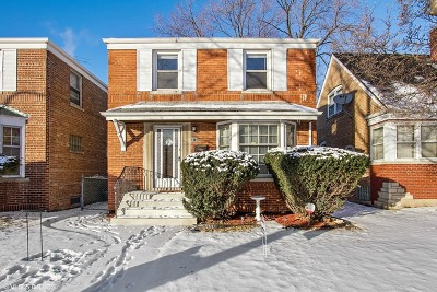 Riverdale Single Family Home For Sale: 315 West 145th Place