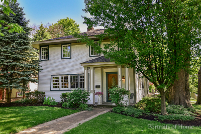 Naperville Single Family Home For Sale: 230 South Columbia Street