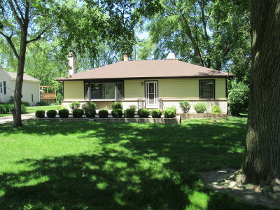 Wood Dale Single Family Home For Sale: 625 Hawthorne Avenue