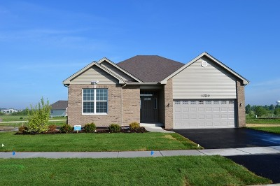 Plainfield Single Family Home Contingent: Lot 60 Sanibel Street