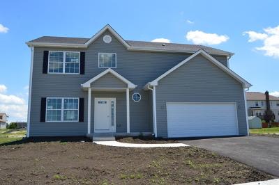 Montgomery Single Family Home Contingent: Lot 28 Garnet Lane