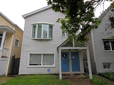Chicago Multi Family Home Re-Activated: 1743 West Newport Avenue