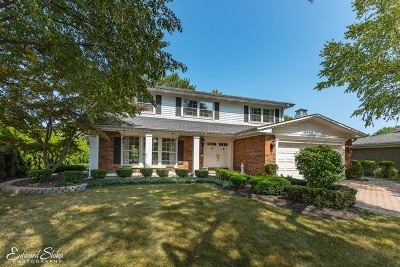 Mount Prospect Single Family Home For Sale: 2116 West Lawrence Lane