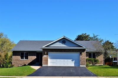 Woodstock Single Family Home For Sale: 1003 Gerry Street