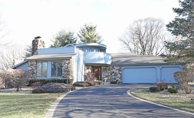 Algonquin Single Family Home For Sale: 9606 Captains Drive