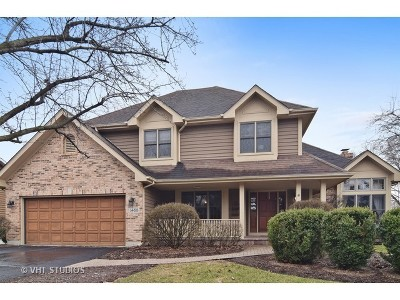 Carol Stream Single Family Home For Sale: 1468 Plum Grove Court