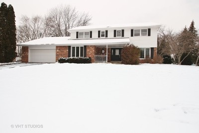 Palos Heights Single Family Home For Sale: 12934 South Shawnee Road