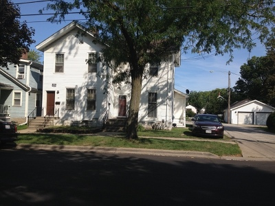 Aurora Multi Family Home For Sale: 215 North Locust Street North