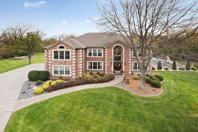 Lemont Single Family Home Price Change: 4 North Trail