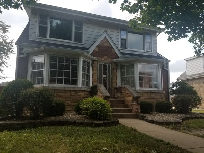 Posen Single Family Home For Sale: 14410 South Campbell Avenue