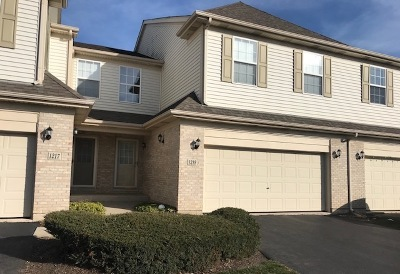 Elgin Condo/Townhouse For Sale: 1219 Asbury Court