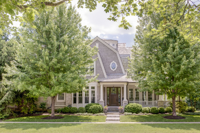 Hinsdale Single Family Home For Sale: 122 West North Street
