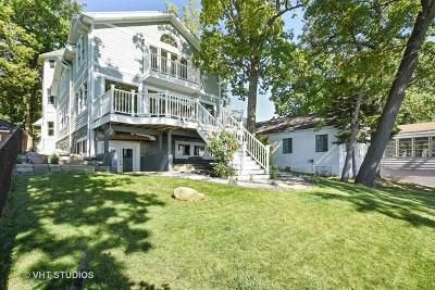 Johnsburg Single Family Home For Sale: 813 Rolling Lane Road