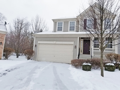 Lisle Single Family Home For Sale: 5172 Atwater Court