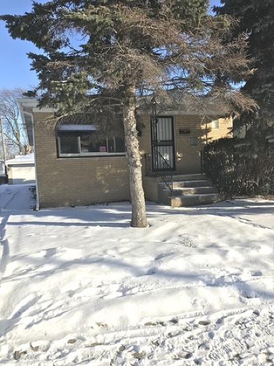 Calumet City  Single Family Home For Sale: 443 Mackinaw Avenue