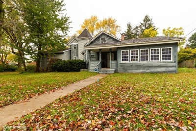 Frankfort Single Family Home For Sale: 219 Pacific Street