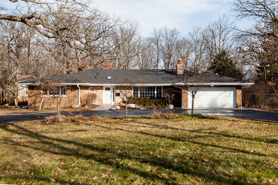 Highland Park Single Family Home For Sale: 1015 Green Bay Road