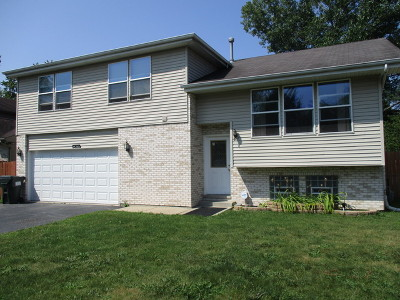 Markham Single Family Home Contingent: 15740 Saint Louis Avenue