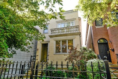 Single Family Home For Sale: 1735 West Newport Avenue