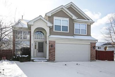 Carpentersville Single Family Home For Sale: 4311 Northgate Drive