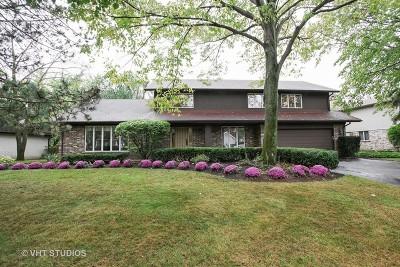 Highland Park Single Family Home For Sale: 3110 Centennial Lane