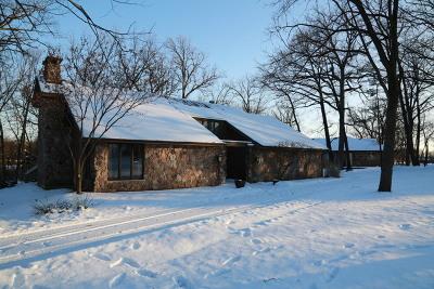 Homer Glen Single Family Home For Sale: 15958 South Oak Valley Trail