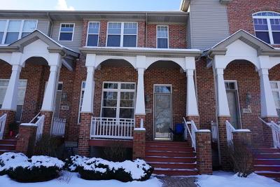 Lisle Condo/Townhouse For Sale: 1103 Longwood Drive #1103
