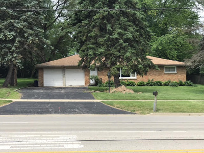 Lombard Single Family Home For Sale: 1812 South Meyers Road