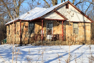 Lockport Single Family Home For Sale: 1248 West 151st Street