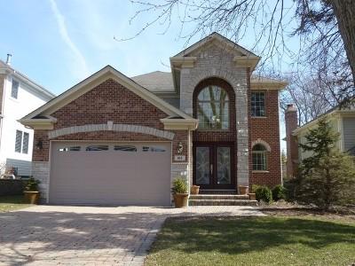 Barrington Single Family Home For Sale: 763 Division Street