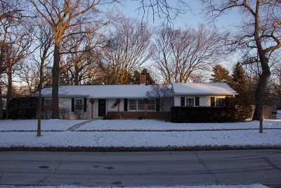 Lake Forest Single Family Home For Sale: 616 Greenview Place