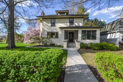Geneva Single Family Home For Sale: 521 Franklin Street