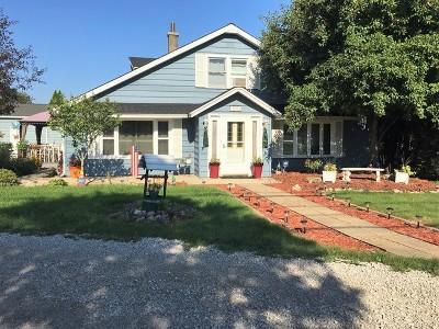 Homer Glen  Single Family Home For Sale: 15954 South Gougar Road