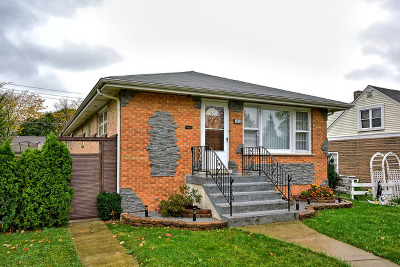 Franklin Park Single Family Home Contingent: 3608 Ruby Street