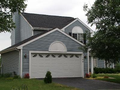 Carol Stream Single Family Home For Sale: 1144 Chalet Drive