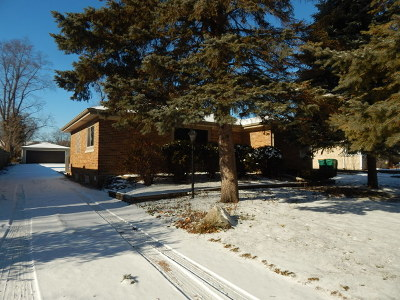 Lombard Single Family Home For Sale: 1140 South Fairfield Avenue