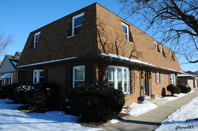 Melrose Park Single Family Home For Sale: 1701 North 24th Avenue