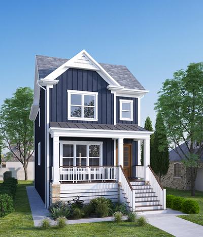 La Grange Single Family Home For Sale: 140 South Sawyer Avenue
