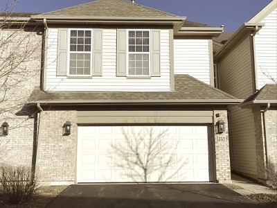 Hoffman Estates Condo/Townhouse New: 2121 Ivy Ridge Drive