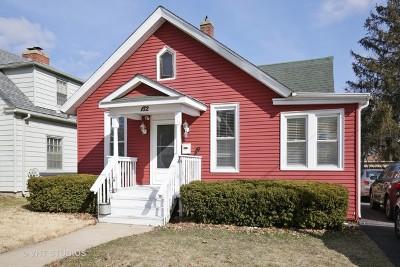 Elgin Single Family Home New: 172 Oak Street
