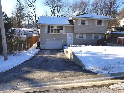 Lake In The Hills Single Family Home Price Change: 1203 Cherry Street
